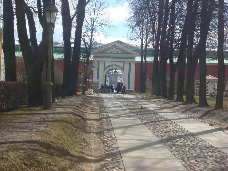 Петропавловская крепость (104)