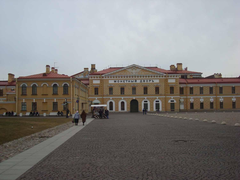 Петропавловская крепость (16)