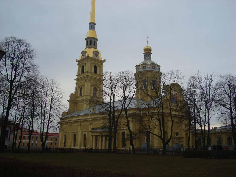Петропавловская крепость (42)
