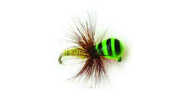 Мормышка муха