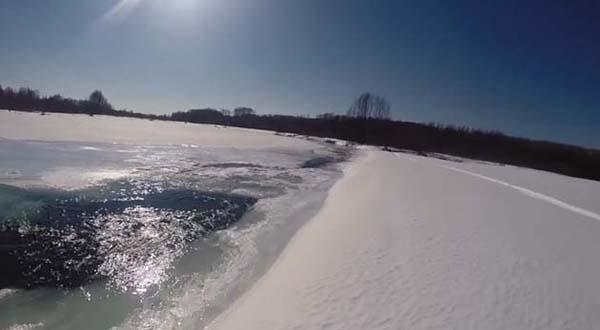 Как ловить окуня зимой на реке