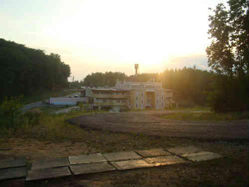 Форест парк административное здание