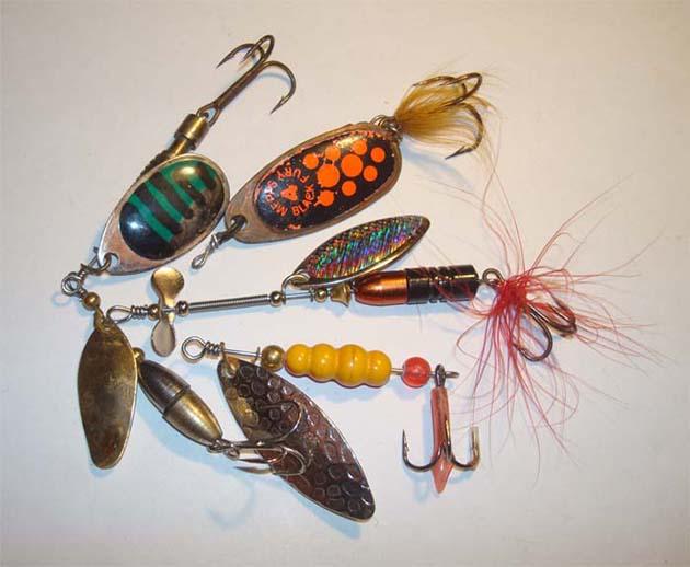 Приманки для ловли голавля