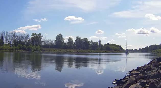 Ловля рыбы на каналах
