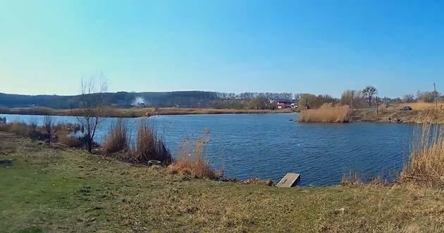 Ловля на живца осенью на реке