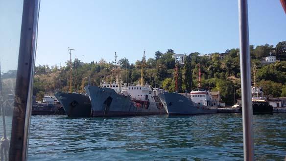 Южная бухта три корабля