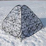 Недорогие зимние палатки